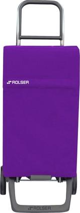 Сумка-тележка хозяйственная фиолетовая Rolser JOY NEO NEO001malva