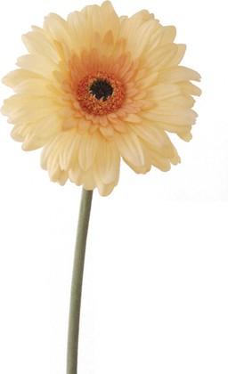 """Цветок искусственный """"Гербера чайная"""" 64см Floralsilk BB21184Y"""