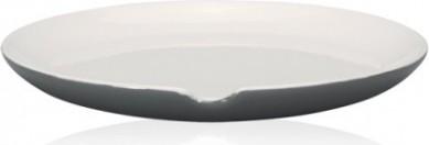 Тарелка для пирожного 18см серая Brabantia 610646