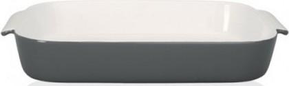 Форма для запекания фарфоровая 27.5x37.5см, серая Brabantia 610608