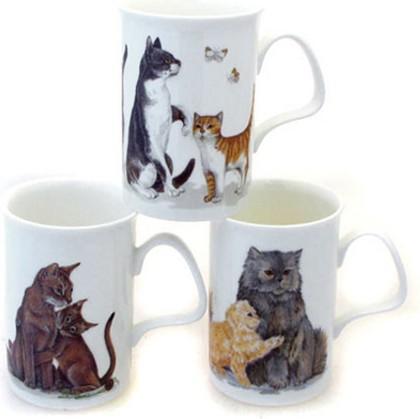 Кружка Любителям кошек Ланкастер, 300 мл Roy Kirkham COCAT1000