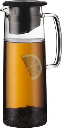 Кувшин с фильтром для напитков, 1.2л, чёрный Bodum BIASCA 11575-01