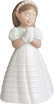 Статуэтка фарфоровая Первое причастие (My First Communion) 14см NAO 02001553