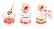 Формочки для придания блюдам формы, цилиндры, 3шт. Tescoma FoodStyle 422210