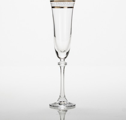 Фужеры для шампанского Александра 190мл, 6 шт Crystalite Bohemia 1SD70/190/43081K