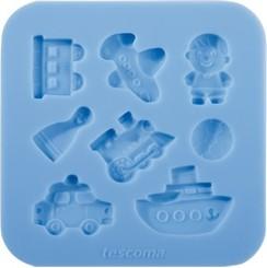 Силиконовые формочки, для мальчиков Tescoma DELICIA DECO 633012