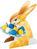 """Этажерка пасхальная """"Зайчик"""", крашеные яйца и цыплята Tescoma DELICIA 630745"""