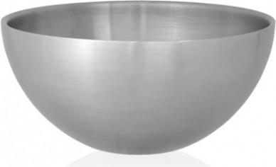 Салатник 24.0см матовая сталь Brabantia 611582