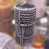 """Свеча """"Клубок ниток"""", колонна, 6х14см Bartek Candles 208011"""