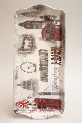 """Поднос """"Лондон"""", 39x17см The Leonardo Collection LP98155"""
