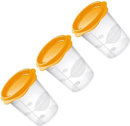 Tescoma BAMBINI Контейнеры для детского питания, 3шт., по 200 мл, артикул 668122