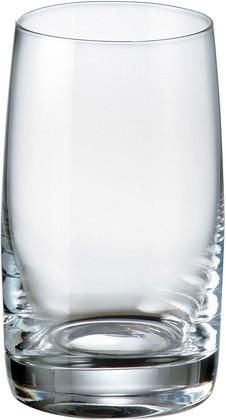 Фужеры 6шт Идеал 250мл вода Crystalite Bohemia 25015/250/375582K