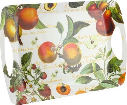 Поднос большой Фруктовый сад 46x33см The Leonardo Collection LP92311