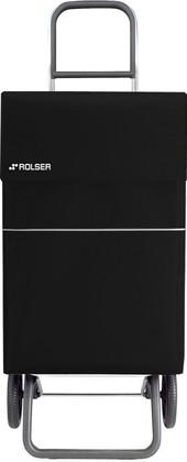 Сумка-тележка хозяйственная черная Convert Rolser DML004negro