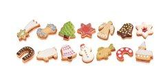 Формочки для рождественского печенья, 13шт. Tescoma DELICIA 630902