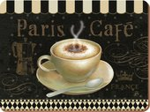 "Подставки на пробке ""Парижское Кафе"", 40x29см, 4шт Creative Tops TML3637MUV"