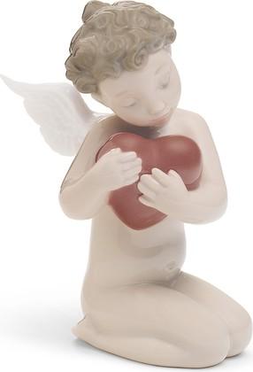 Статуэтка фарфоровая Навсегда в моём сердце (Forever In My Heart) 12см NAO 02001611