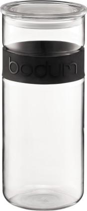 Банка для хранения 2.5л, чёрная Bodum PRESSO 11131-01