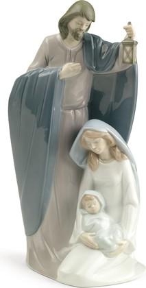 Статуэтка фарфоровая Рождение Иисуса (Nativity of Jesus) 25см NAO 02001621