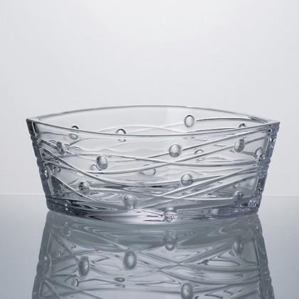 Салатник Лабиринт 20.5см Crystalite Bohemia 6K878/0/99J52/205