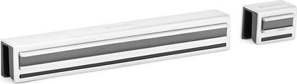 Магниты для рейлинга, 2шт, матовая сталь Brabantia 460043