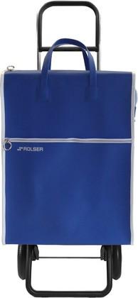 Сумка-тележка хозяйственная синяя Rolser RG LIDER LID001azul