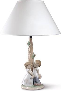 Лампа декоративная Любовь это... (Love Is...) 35см NAO 02001824