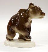 Скульптура Медвежонок присевший ИФЗ 82.01022.00.1