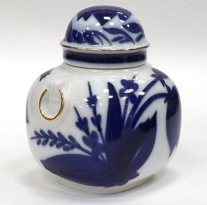Чайница Цветение, ф. Колечко 80.00761.00.1