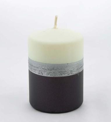 "Свеча ""Мокка"" колонна 7х10см Bartek Candles 213011"