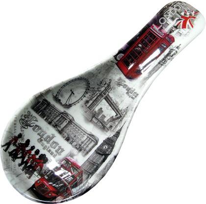 """Подставка под ложку """"Лондон"""", длина 23см The Leonardo Collection LP98153"""