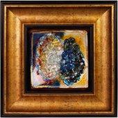Картина стеклянная Фьюжн 32x32см Top Art Studio LG1241-TA