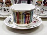 """Чайная пара """"Литература"""", 500мл Roy Kirkham XCWRIT1100"""