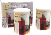 """Солонка и перечница """"Новый Лондон"""", 7см The Leonardo Collection LP99770"""