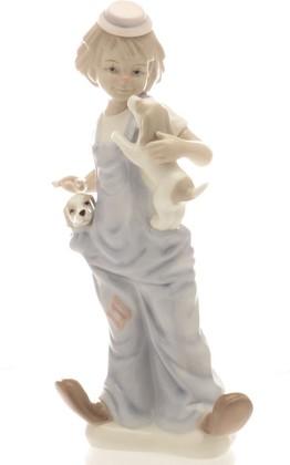 """Статуэтка Клоун """"Цирковое трио"""", 25см The Leonardo Collection LP07048"""