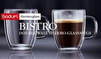 Термокружки, 2шт. 310мл Bodum BISTRO 10604-10