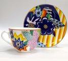 Чашка с блюдцем Маша, ф. Весенняя-2 ИФЗ 81.23854.00.1