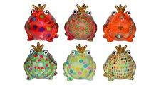 Копилка Царевна лягушка FREDDY красная Pomme-Pidou 148-00003/1
