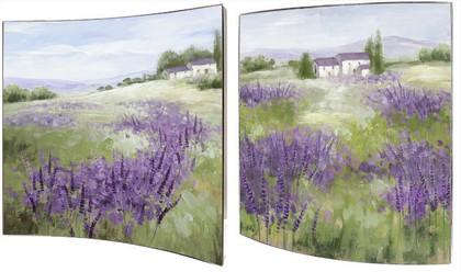 Картина Прованс 58x58см, пара Top Art Studio WDP1740-TA