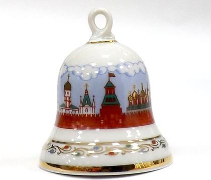 Колокольчик Московский Кремль, ф. Петелька ИФЗ 80.83358.00.1