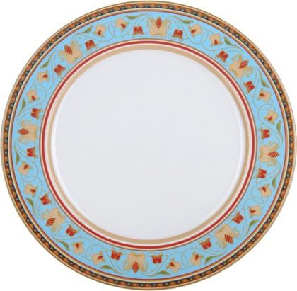 Тарелка Бирюза 270мм, ф. Европейская-2 ИФЗ 80.86200.00.1