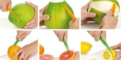 Очиститель для помело и грейпфрутов Tescoma Presto 420619