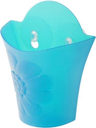Подставка для щётки голубая Vigar Cool 6013