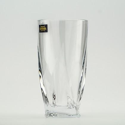 Стаканы 6шт для воды Квадро 350мл Crystalite Bohemia 2K936/0/99A44/350