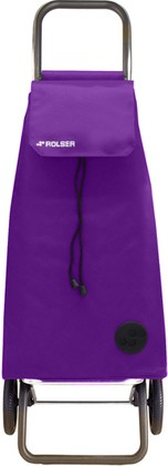 Сумка-тележка хозяйственная фиолетовая Rolser RG MOUNTAIN MOU001more