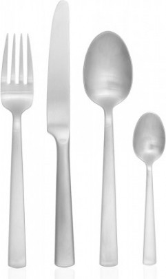 Набор столовых приборов, 24 предмета, матовая сталь Brabantia 611223