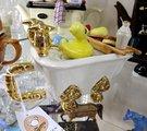 "Чайник коллекционный ""Ванна"" (Bath Teapot) The Teapottery 4410"