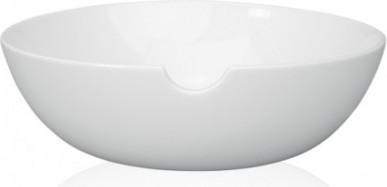 Салатник 25.5см фарфоровый, белый Brabantia 610400