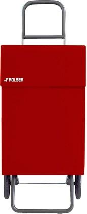 Сумка-тележка хозяйственная красная Rolser RG JEAN JEA004rojo