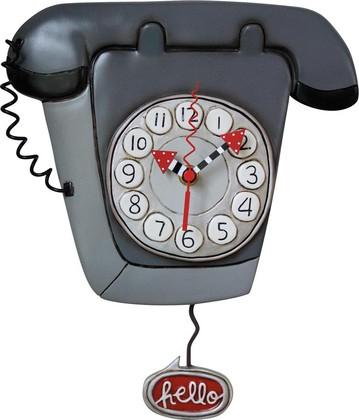 """Настенные часы """"Алло"""", 26,5см Enesco P1334"""